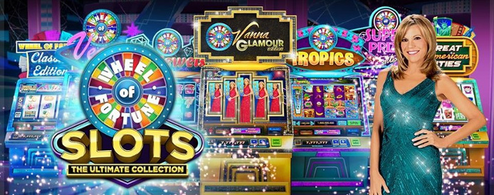 Wheel of Fortune Slots: The Ultimate Collection